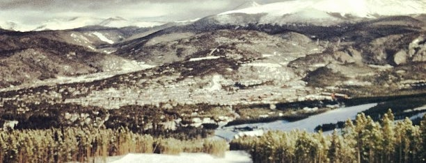 Breckenridge Ski Resort is one of Ski resorts I've been to..