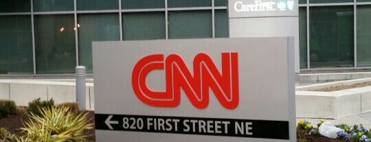 CNN is one of My places.
