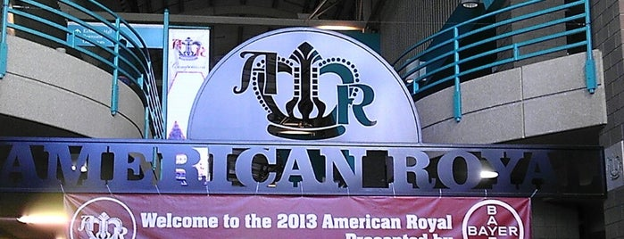 American Royal Complex is one of A local's guide: 48 hours in Kansas City, MO.