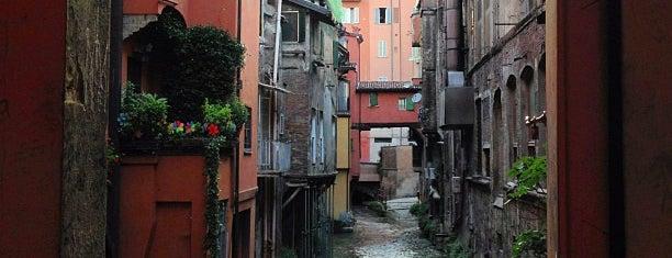 La piccola Venezia - Finestra Sul Reno is one of Bologna City Badge - Bolognese.