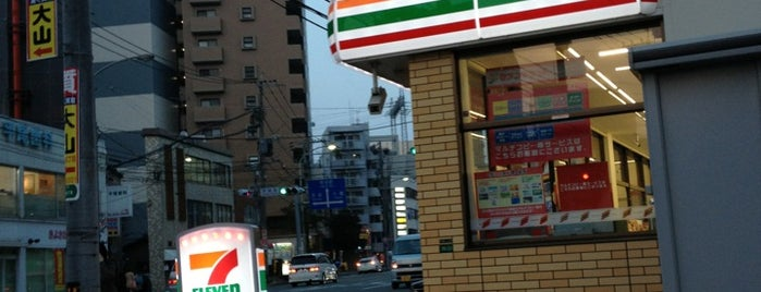 セブンイレブン 福岡平尾山荘通り店 is one of セブンイレブン 福岡.
