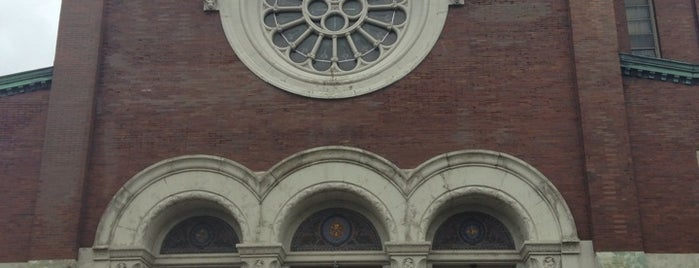 Buffalo Religious Arts Center is one of Sacred Sites in Upstate NY.