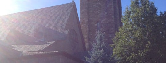 Holy Cross Church is one of Sacred Sites in Upstate NY.