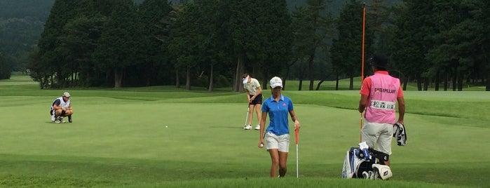 大箱根カントリークラブ is one of Top picks for Golf Courses.