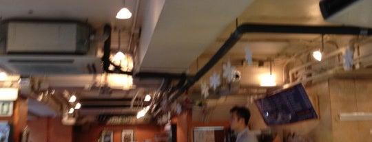 Café Zambra is one of HK Best Coffee.