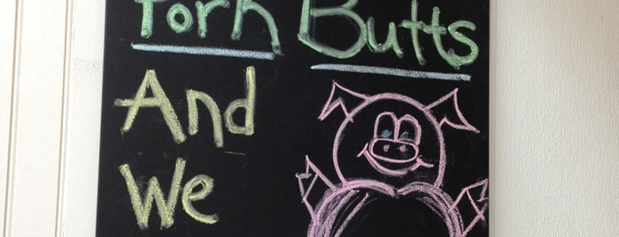Food For The Southern Soul is one of South Carolina Barbecue Trail - Part 1.
