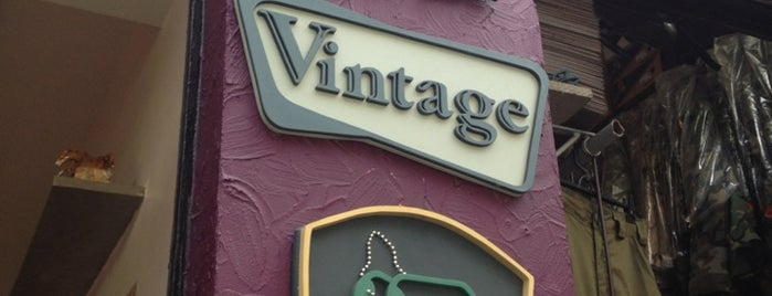 Vintage Café e Restaurante is one of Compras.