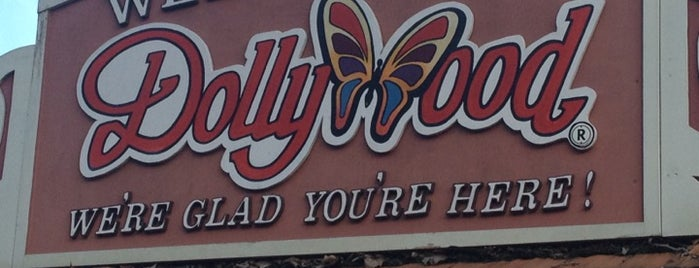 Dollywood is one of Attractions to Visit.