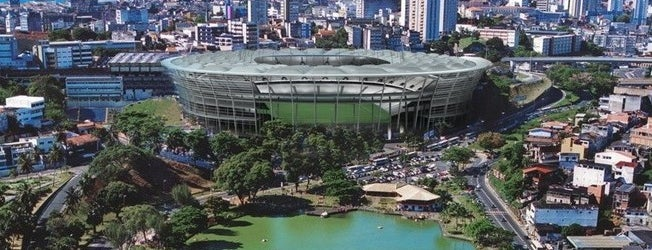 Itaipava Arena Fonte Nova is one of Guide to Salvador's best spots.