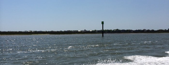 Intercoastal Waterway is one of Charleston, SC #visitUS.