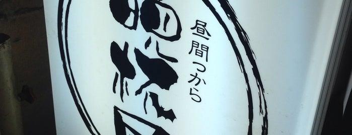 晩杯屋 大井町店 is one of 飲食店.