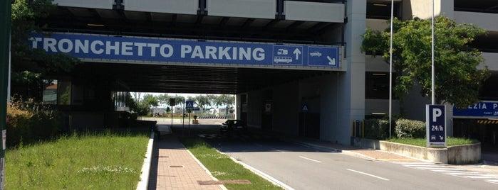 Venezia Tronchetto Parking is one of Venezia.