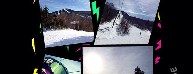 Pico Ski Resort is one of fun.