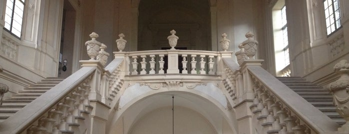 Palazzo Davia Bargellini is one of Art White Night 2012.