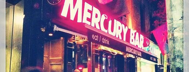 Mercury Bar is one of NYC Nights.