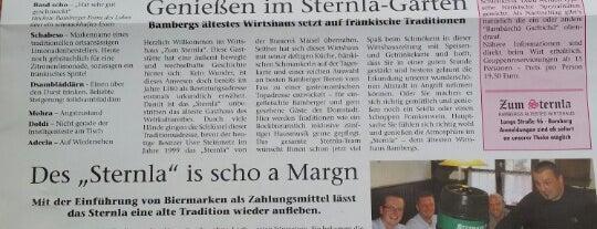 Zum Sternla is one of Bamberg #4sqCities.