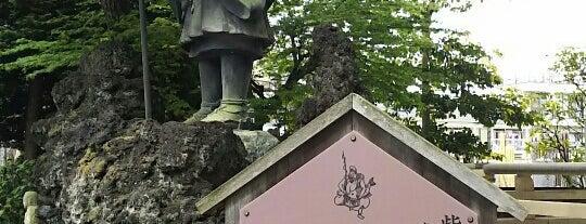 薬王山瑠璃光院医王寺 is one of 行った所&行きたい所&行く所.