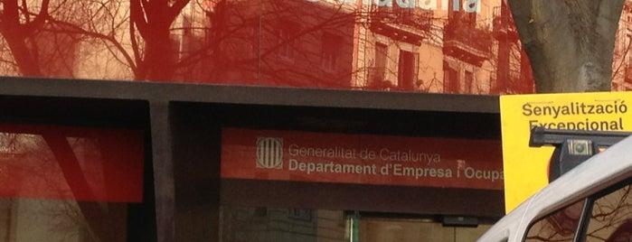 Departament d'Empresa i Ocupació is one of gencat.