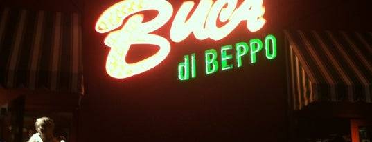 Buca di Beppo Italian Restaurant is one of Hawaii Munchies.
