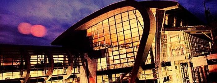 Kota Kinabalu International Airport (BKI) is one of F&B.