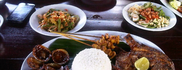 Warung Subak is one of All-time favorites in Indonesia.