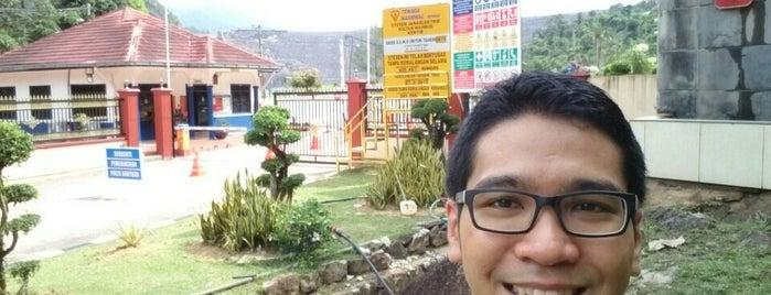 Stesen Janaelektrik Sultan Mahmud is one of @Hulu Terengganu.