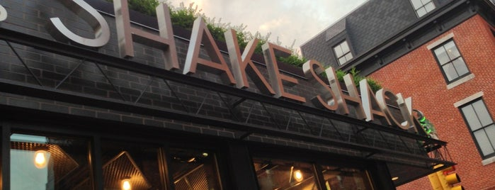 Shake Shack is one of Penn List.