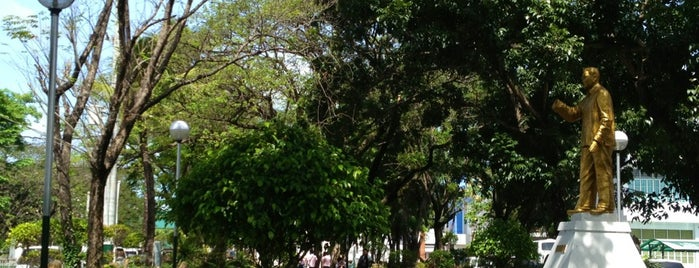 Capitol Mini Forest, Malolos Bulacan is one of fave spot.