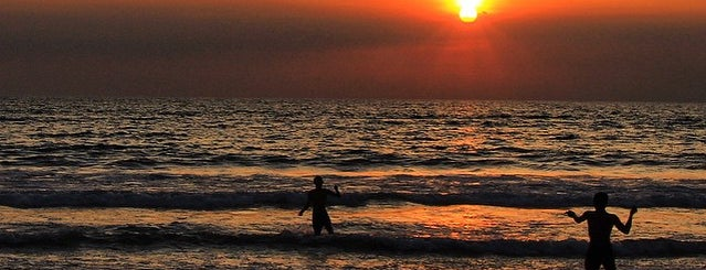 Pantai Petitenget is one of Beautiful Beaches in Bali.