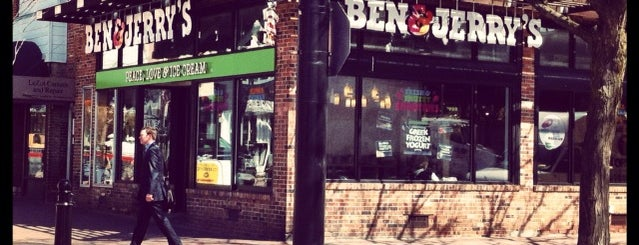 Ben & Jerry's is one of The Best Spots in Burlington, VT! #visitUS.