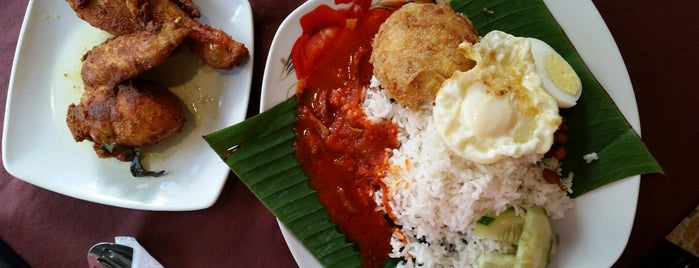 Boss Nasi Lemak is one of Cheap eats in KL.