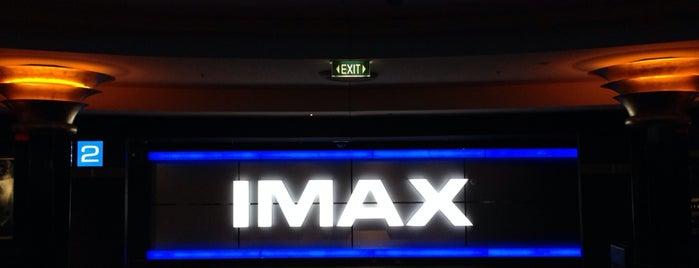 IMAX Entertainment Quarter is one of The Entertainment Quarter.