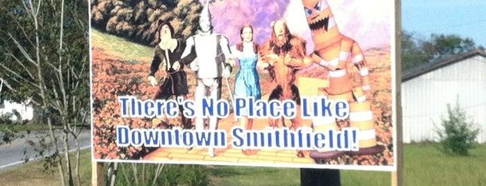 Smithfield, NC is one of North Carolina.