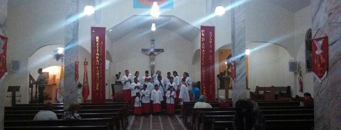 Paróquia Divino Espírito Santo is one of Vicariato Oeste [West].