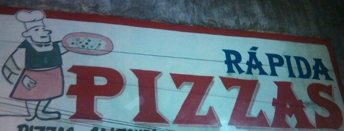 Rapida Pizza is one of PIZZATOUR: Pizzarias.