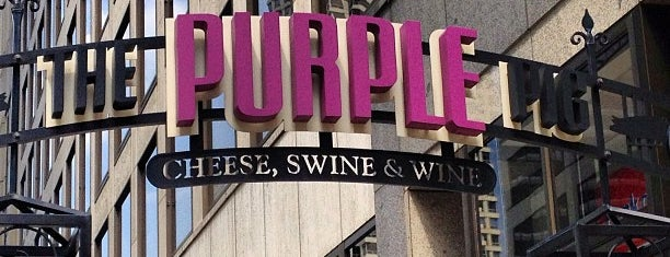 The Purple Pig is one of To do.