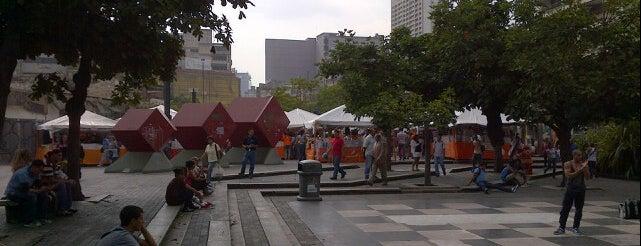 Plaza Luis Brión is one of Plazas, Parques, Zoologicos Y Algo Mas.