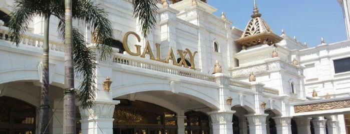 Galaxy Macau 澳門銀河渡假綜合城 is one of CASINOS.