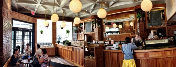 Stumptown Coffee Roasters is one of Slave to the Bean - Great Coffee Shops.