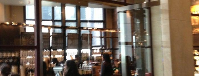 Starbucks is one of Fresh Brew Badge - New York Venues.