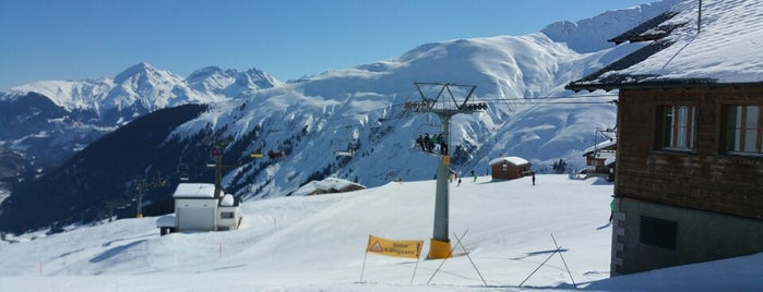 Sedrun is one of Skigebiete.