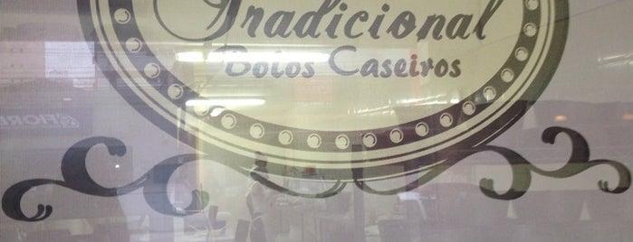 Tradicional Bolos Caseiros is one of Docerias/Sobremesas.