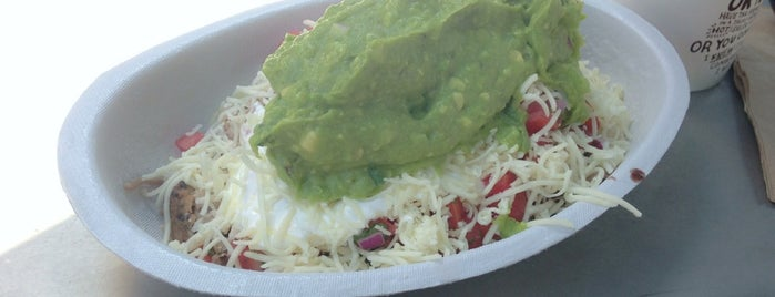 Chipotle Mexican Grill is one of Guide to Bloomington's best spots.