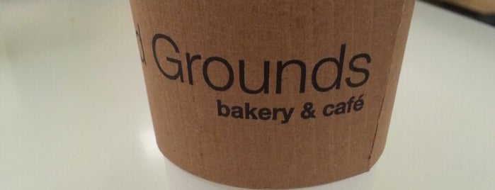 Sacred Grounds Bakery & Café is one of Lettuce Entertain You Restaurants.
