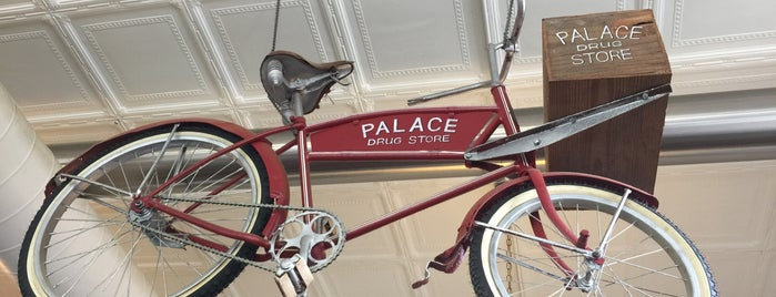 The Palace is one of Food in The Shoals Area.