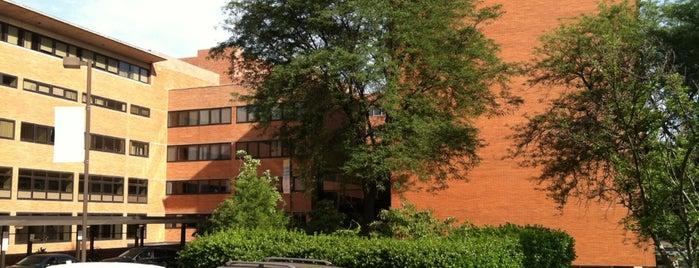 Lankenau Hospital is one of Usual Haunts.