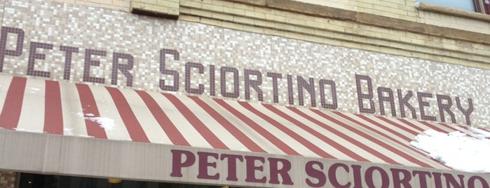 Peter Sciortino's Bakery is one of MKE Favorites.