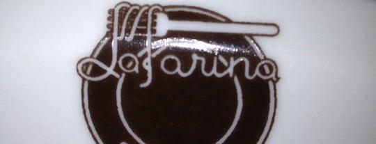 La Farina is one of Top 20 para comer em SP.