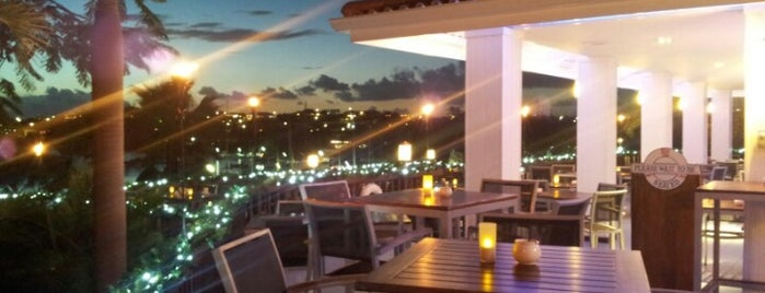 Boathouse Food & Marina is one of Must-visit Restaurants in Willemstad #4sqCities.