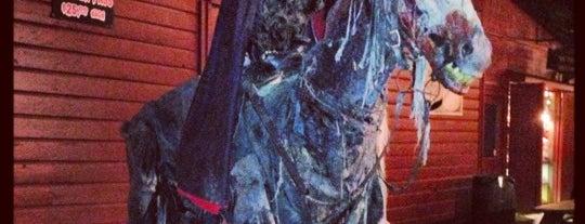 Headless Horseman is one of Best Haunts and Scares-Halloween Part2.